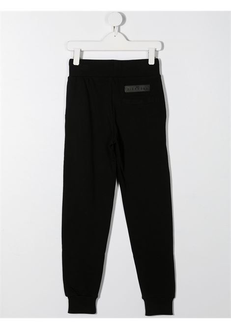 Pantalone nero RICHMOND | PANTALONI | RBA20093PAJNBLACK