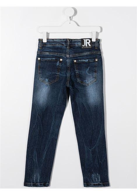Jeans blu RICHMOND | JEANS | RBA20137JEMNDBLUEDK