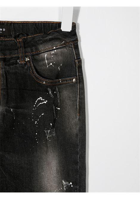 Jeans grigio RICHMOND | JEANS | RBA20137JEMNDTDENIMBLACK