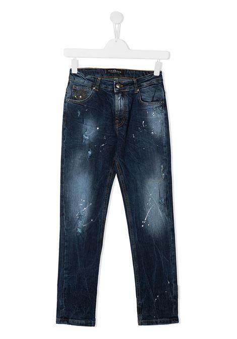 Jeans blu RICHMOND | JEANS | RBA20137JEMNDTDENIMBLUEDARK