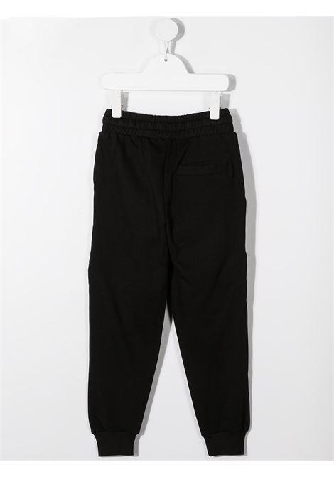 Pantalone nero RICHMOND | PANTALONI | RBA20254PAJNBLACK