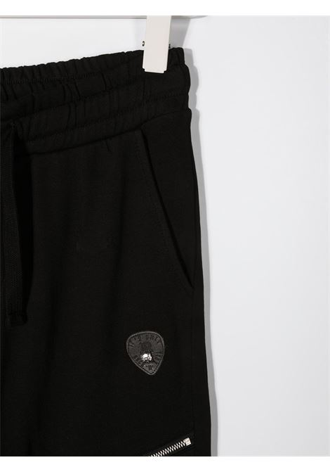 Pantalone nero RICHMOND | PANTALONI | RBA20254PAJNTBLACK