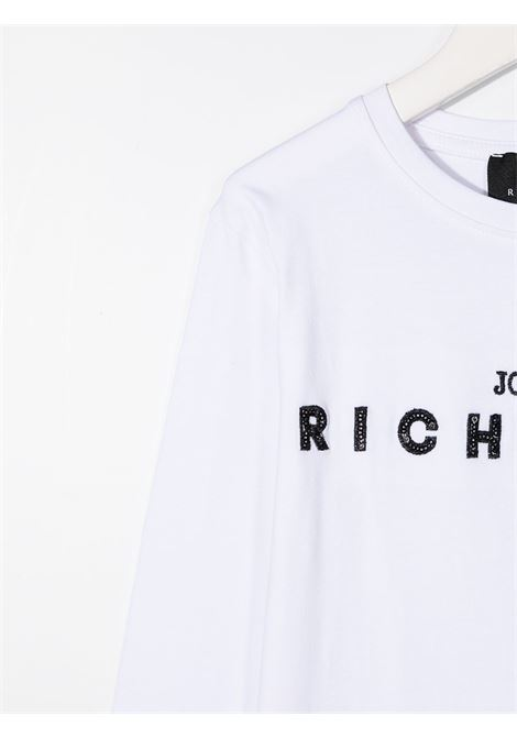 White t-shirt RICHMOND | T-SHIRT | RGA20010TST5WHITEBLK
