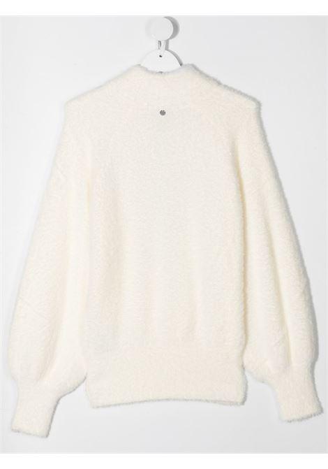 Maglione bianco RICHMOND | MAGLIE | RGA20041MAGDTOWG