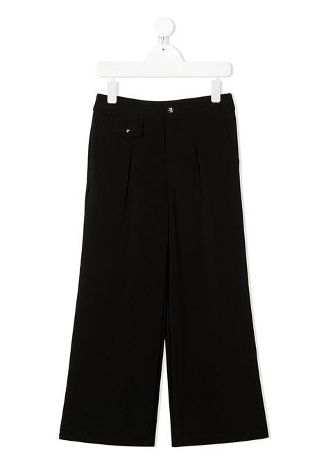 Pantalone nero RICHMOND | PANTALONI | RGA20196PAHBBLACK