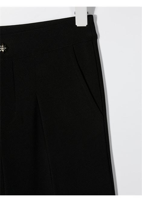 Black trousers RICHMOND | TROUSERS | RGA20196PAHBTBLACK