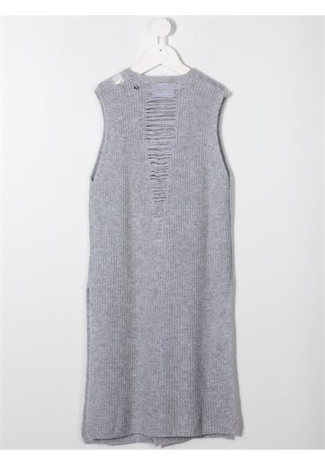 Grey dress RICHMOND | DRESS | RGA20267VENWGREYLIGM