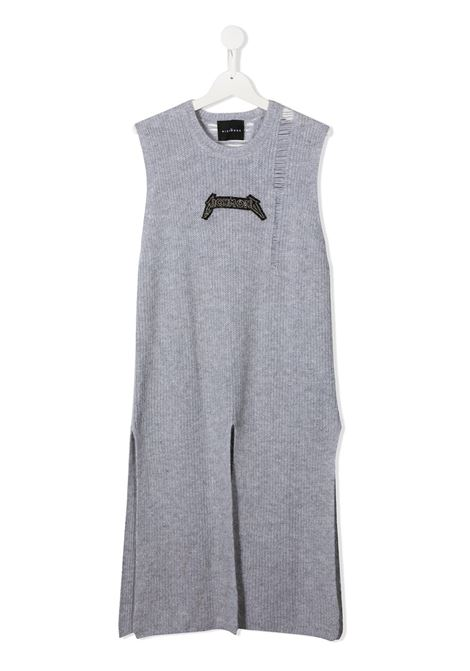 Grey dress RICHMOND | DRESS | RGA20267VENWTGREYLIGM