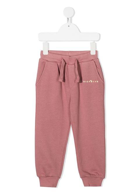 Pantalone rosa RICHMOND | PANTALONI | RIA20004PAFXBONION