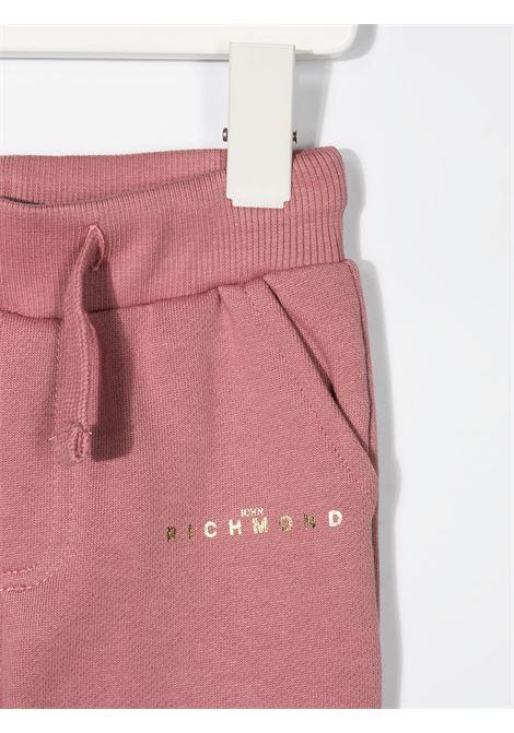 Pantalone rosa RICHMOND | PANTALONI | RIA20004PAFXONION