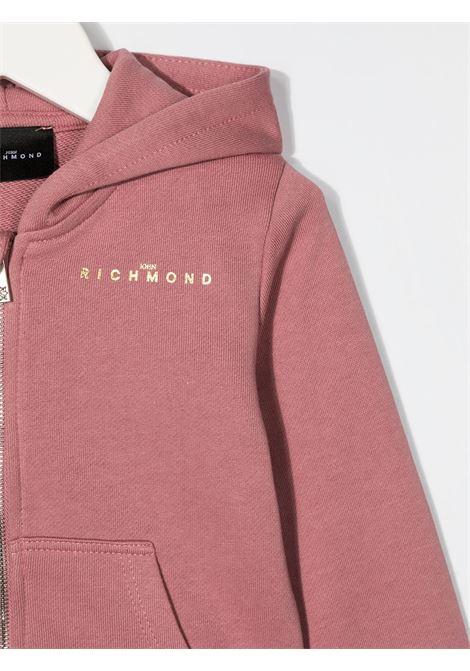 Pink sweatshirt RICHMOND | SWEATSHIRTS | RIA20019FET5BONIONGOLD