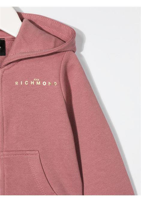 Pink sweatshirt RICHMOND | SWEATSHIRTS | RIA20019FET5ONIONGOLD