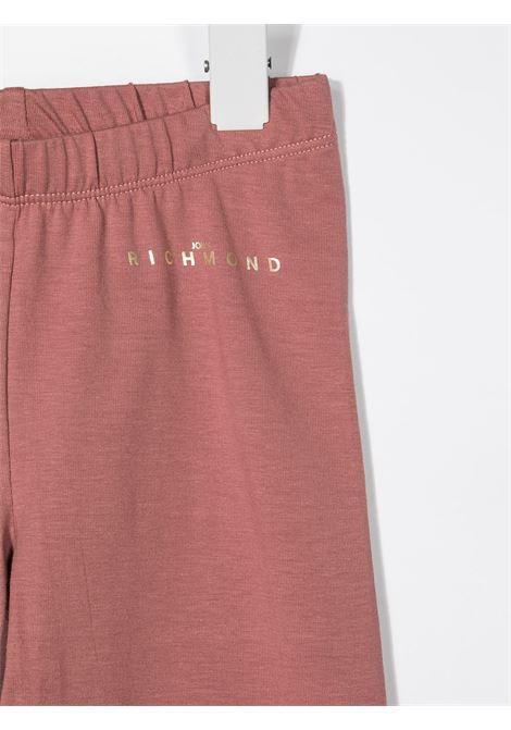 Pink trousers RICHMOND | LEGGINGS | RIA20027LEJNBONION