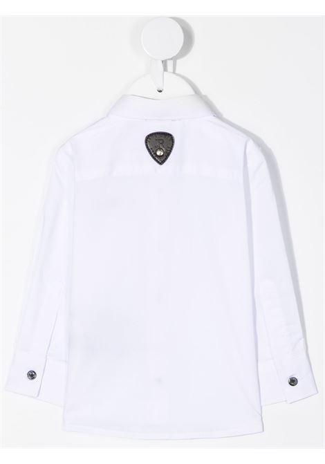 White shirt RICHMOND | SHIRTS | RIA20032CAHBWHITE