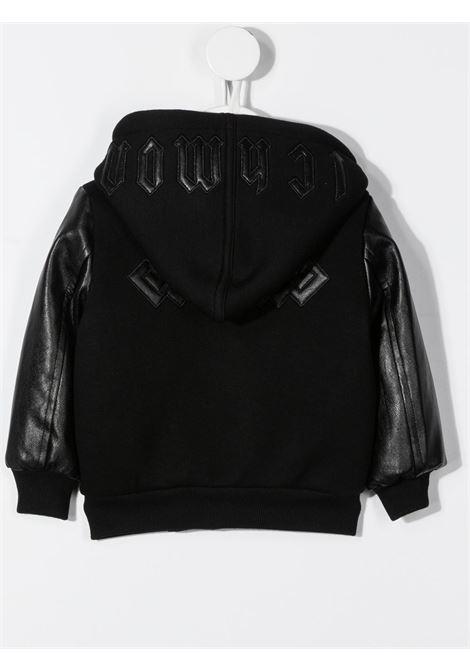 Black jacket RICHMOND | BOMBER | RIA20146GBHBBBLACK