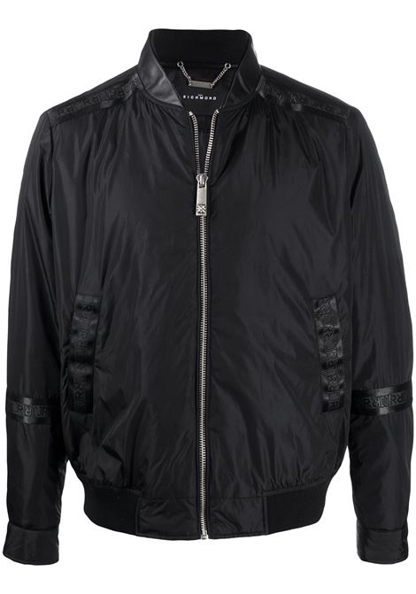 Black jacket RICHMOND | JACKETS | RMA20029GBHBBLACK