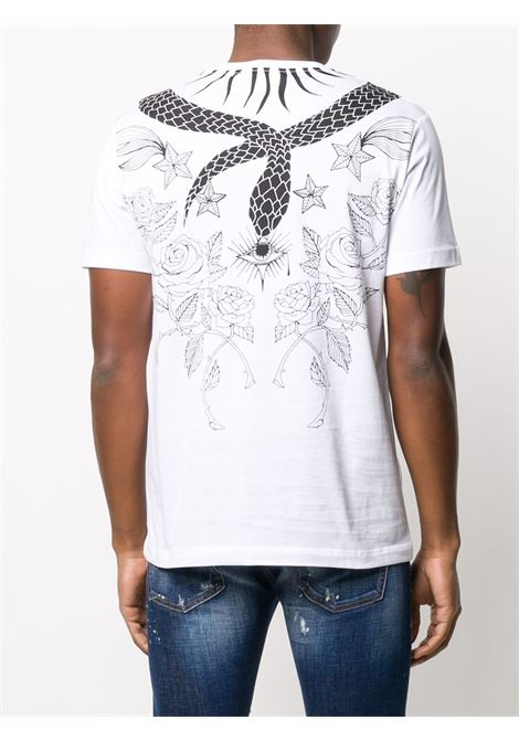 T-shirt bianca RICHMOND | T-SHIRT | RMA20074TSA9WHITE