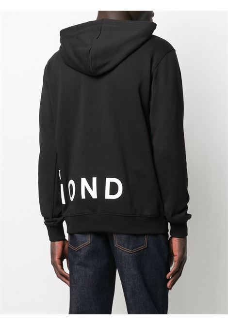 Black sweatshirt RICHMOND | SWEATER | RMA20084FEDPBLACK