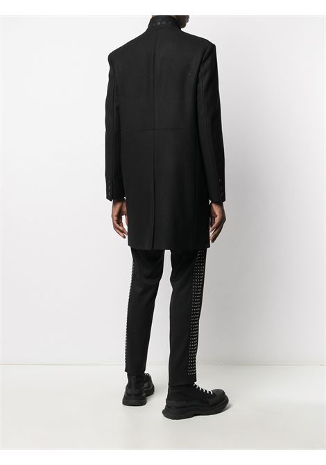 Black coat RICHMOND | COAT | RMA20213CPFSBLACK