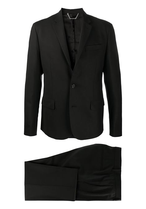 Black suit RICHMOND | SUIT | RMA20300COMXBLACK