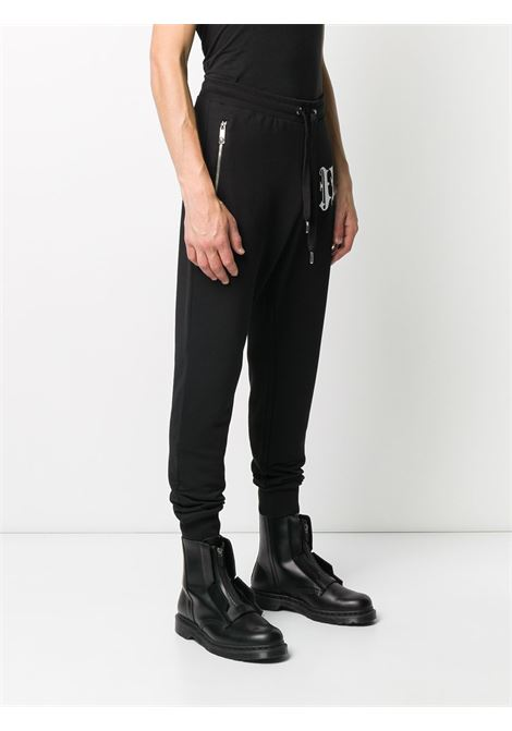 Black trousers RICHMOND | TROUSERS | RMA20347PAA8BLACK