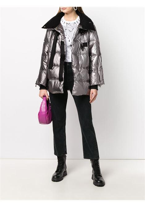 Metallic coat RICHMOND | JACKETS | RWA20052PICHSILVER