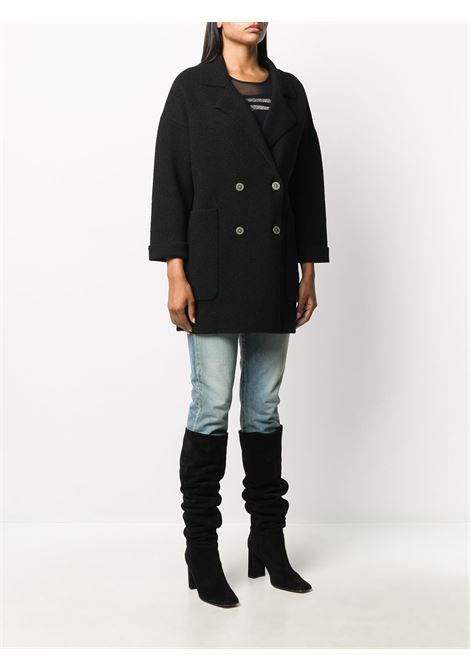 Black coat RICHMOND |  | RWA20113CPHBBLACK
