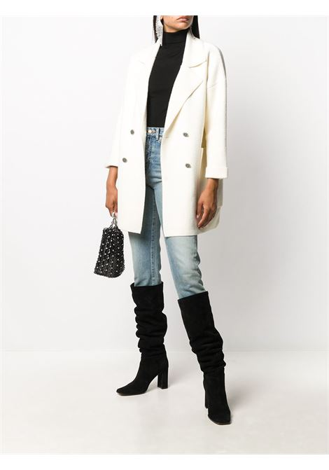 White coat RICHMOND | COAT | RWA20113CPHBMILK