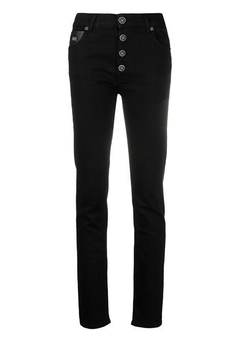 Black jeans RICHMOND | DENIM | RWA20219JEOPDBLACK