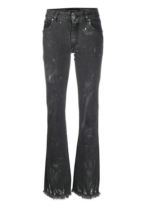 Jeans grigio scuro RICHMOND | JEANS | RWA20230JEOPDGREYMED