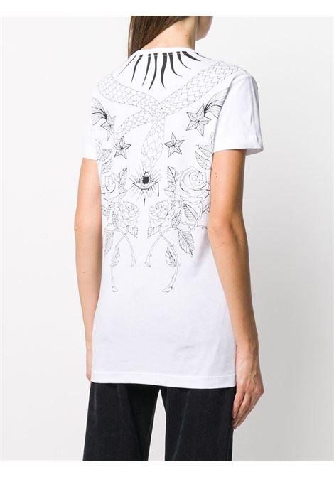 White t-shirt RICHMOND | T-SHIRT | RWA20255TSA9WHITE