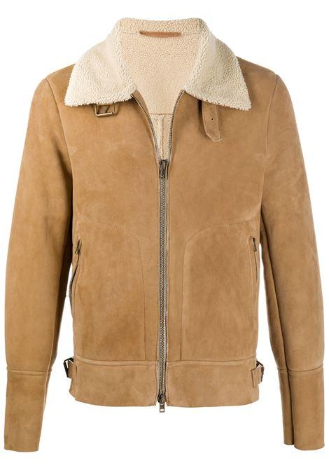 Brown jacket SALVATORE SANTORO |  | 39510UMERTIMBERLAND