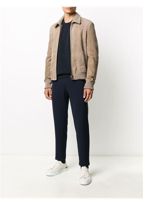 Brown jacket SALVATORE SANTORO |  | 39527UMERTAUPE