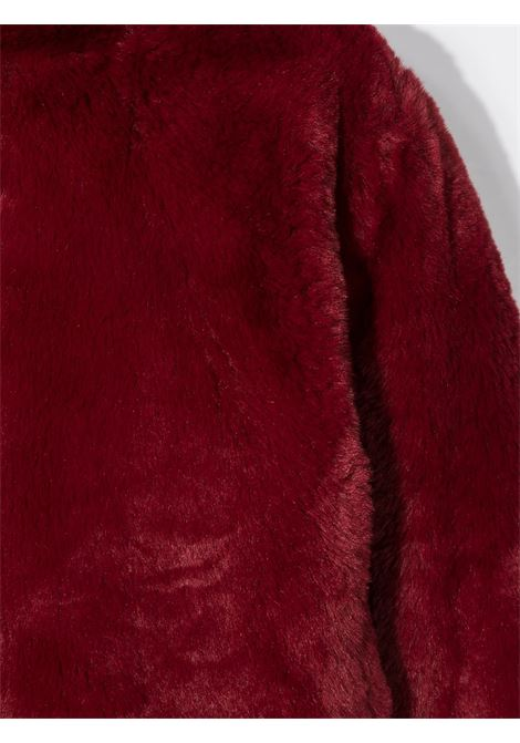 Giacca rosso SAVE THE DUCK | PELLICCE | J3354GFURYY01955