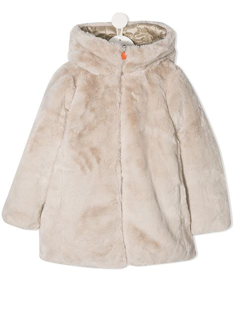 Cappotto beige SAVE THE DUCK | PELLICCE | J4007GFURYY00125