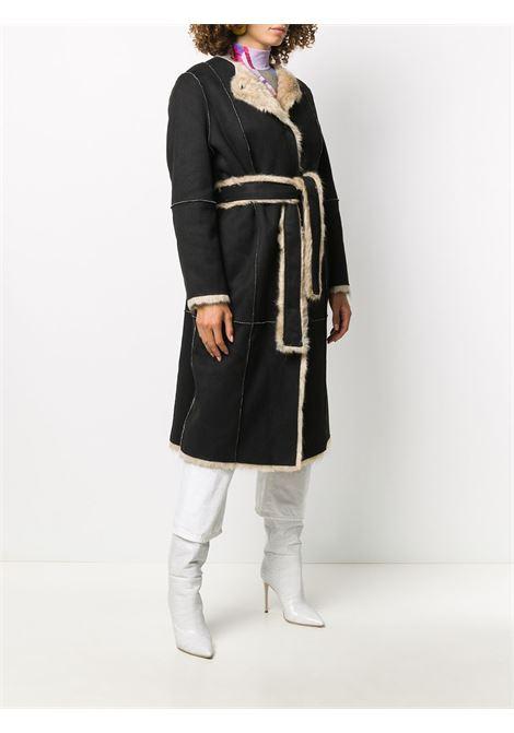 Cappotto nero STAND | CAPPOTTI | 61084901010200