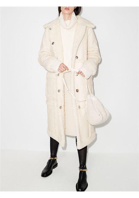 Cappotto bianco STAND | CAPPOTTI | 61100901096100