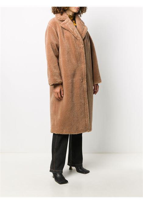 Cappotto marrone STAND | CAPPOTTI | 61122904010500