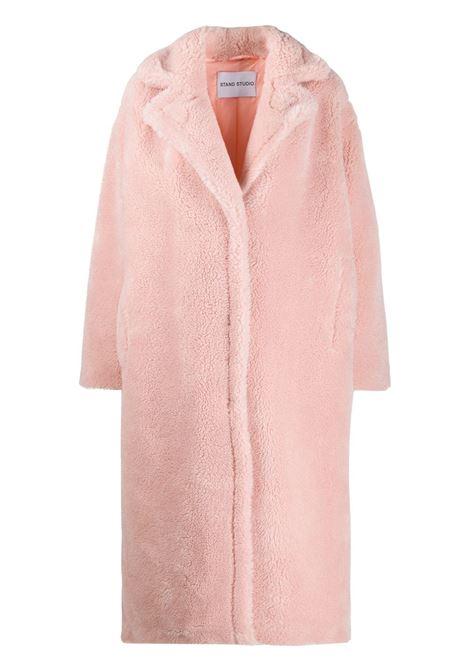 Cappotto rosa STAND | CAPPOTTI | 61122904020300