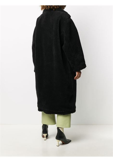 Cappotto nero STAND | CAPPOTTI | 61122904089900