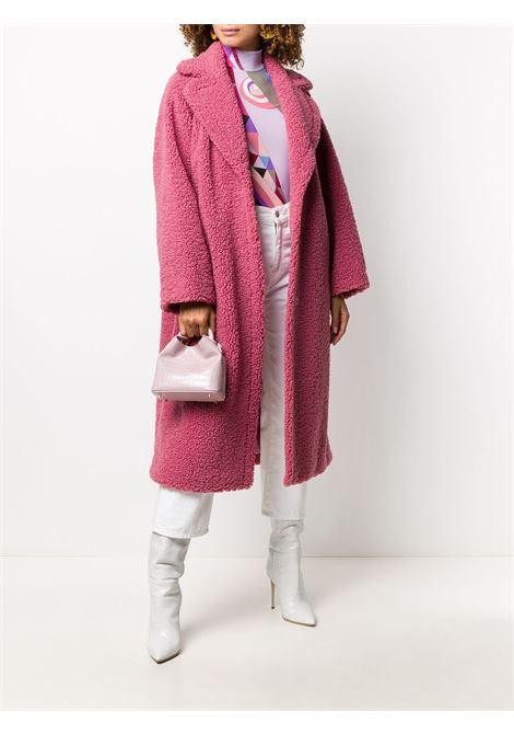 Cappotto rosa bacca STAND | CAPPOTTI | 61122908023000