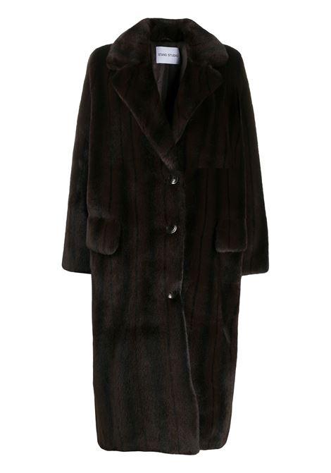 Cappotto marrone STAND | CAPPOTTI | 61132902087000