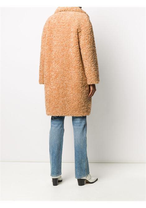 Cappotto marrone STAND | CAPPOTTI | 61137902010400
