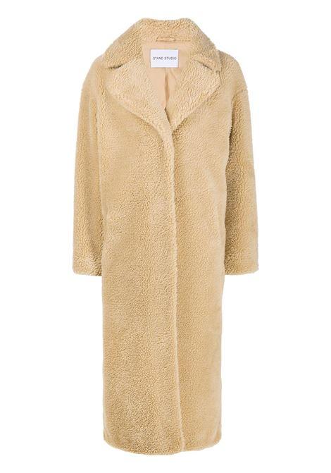Cappotto beige STAND | CAPPOTTI | 61185904010300