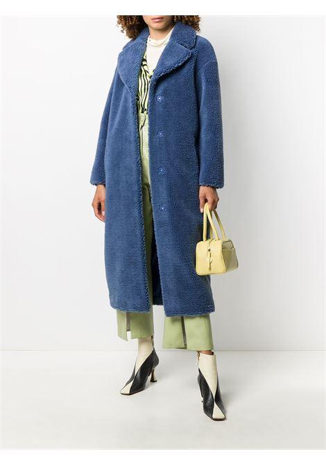 Cappotto blu STAND | CAPPOTTI | 61185904060100