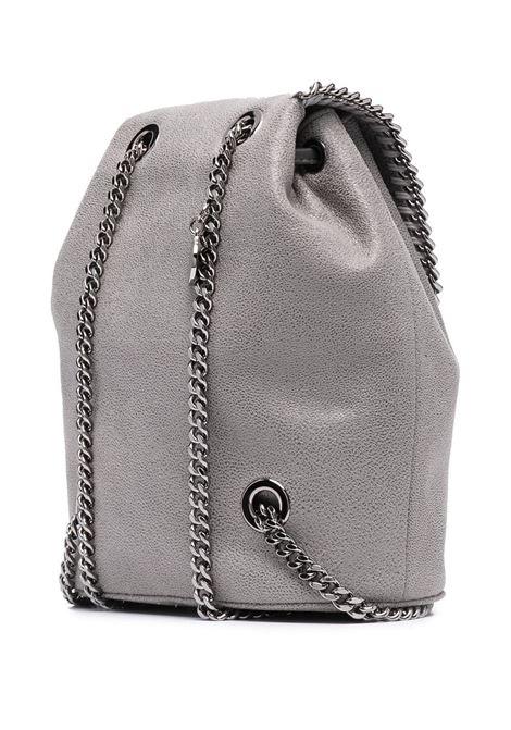 Grey backpack STELLA Mc.CARTNEY   BACKPACK   560624W91321220