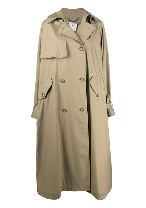 Trench verde STELLA Mc.CARTNEY | MANTELLE | 600962SPA131602