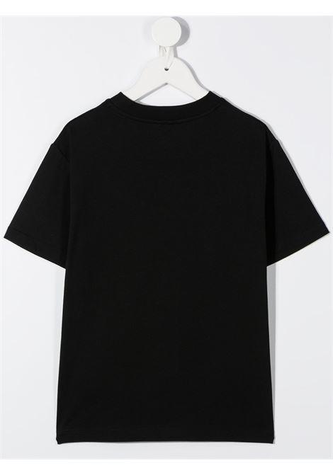 T-shirt nera STELLA Mc.CARTNEY | T-SHIRT | 600981SPJ411000