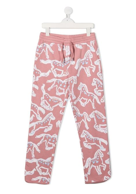 Pantalone rosa STELLA Mc.CARTNEY | PANTALONI | 601059TSPJ24G556