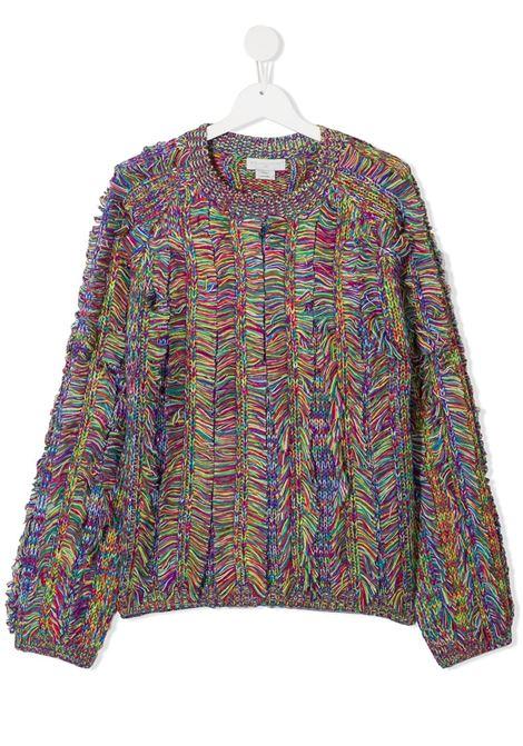 Maglione multicolore STELLA Mc.CARTNEY | MAGLIONE | 601065TSPM338490